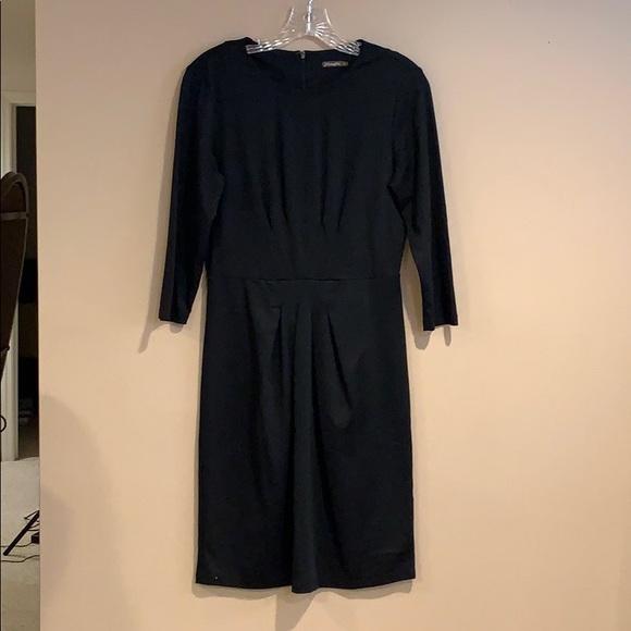 Black J McLaughlin dress
